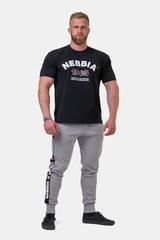 Мужская футболка Nebbia Golden Era T-shirt 192 Black