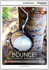 Bounce! Wonderful World of Rubber Bk +Online Ac...