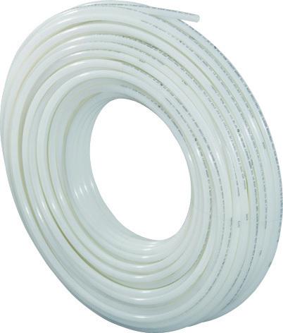 Труба Uponor Radi Pipe PN10 20X2,8 белая, бухта 100М, 1088098