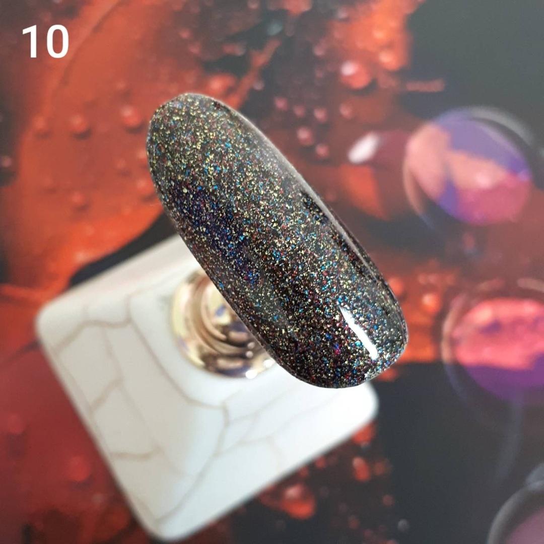 №010 Гель-лак 3-х фазный