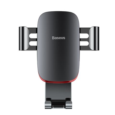 Держатель Baseus Metal Age Gravity Car Mount (Suyl-D01/D09/D0G/D0S) Dark Grey