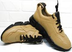 Молодежные женские кроссовки Poletto 2408 DB