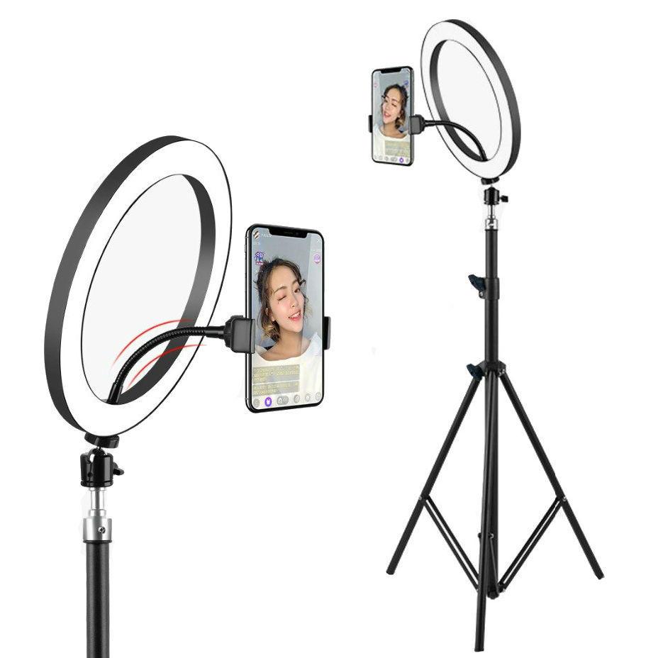 Гаджеты и hi-tech аксессуары Кольцевая светодиодная лампа 26 см со штативом Ring Fill Light koltsevaya-lampa-26-sm-so-shtativom-ring-fill-light.jpg