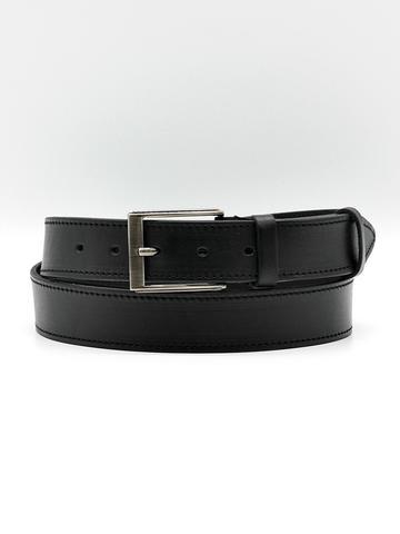 Ремень для брюк чёрный Doublecity RC33-01-02