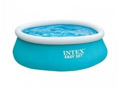 Бассейн надувной детский INTEX Easy Set диаметр 183 см 28101NP