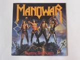 Manowar / Fighting The World (LP)