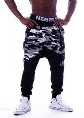 Мужские штаны Nebbia SWEATPANTS CAMO AW 117