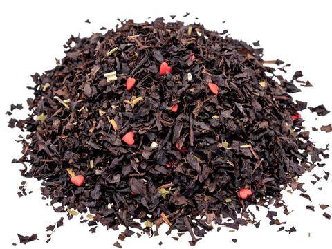 Черный индийский  чай с мятой