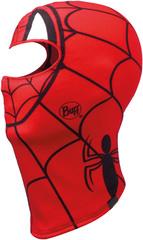 Балаклава флисовая детская Buff Balaclava Polar Spidermask Red