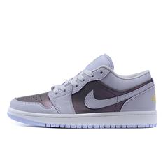 Air Jordan 1 Low 'Purple/White'