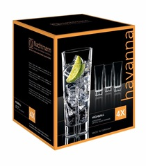 Набор из 4-х стаканов Nachtmann Havanna, 366 мл, фото 4