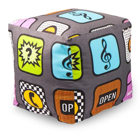 Пуфик «Куб», Плей