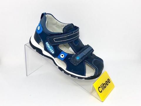 Clibee F258 Blue/Blue 26-31