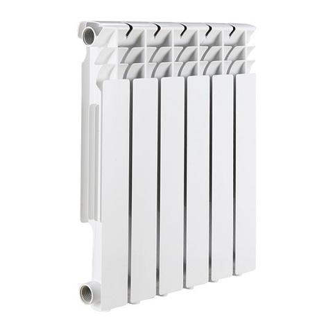 Радиатор алюминиевый секционный ROMMER Optima 500 - 4 секции