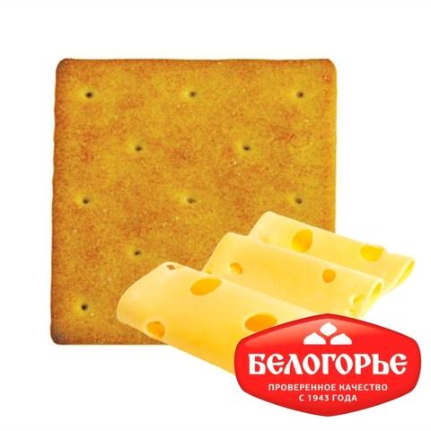 Крекер КРИСТО-ТВИСТО Сыр вес БГ РОССИЯ