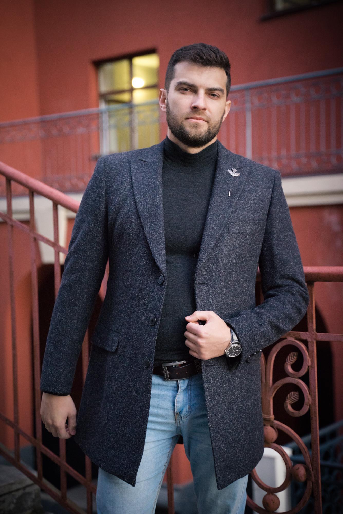 Пальто Пальто Slim Fit DSC09512.JPG