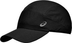 Кепка Asics LIGHTWEIGHT  RUNNING CAP черный