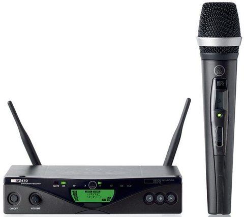 AKG WMS470 D5 SET BD1 вокальная радиосистема