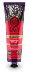 Био-крем для ног Защита и уход Tuva Siberica