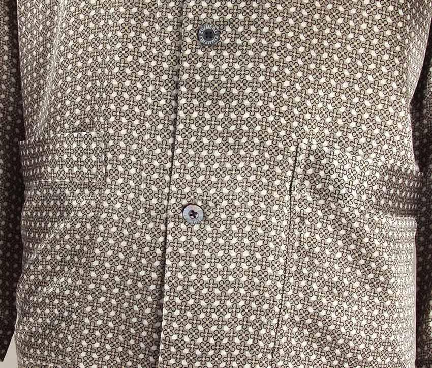 Элитная шелковая пижама Zimmerli