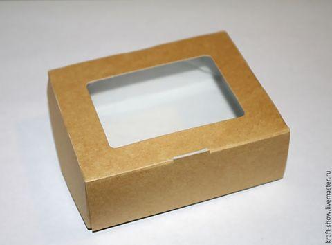Коробка для пряников, 100*80*35 мм