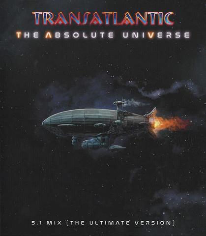 TRANSATLANTIC: The Absolute Universe: 5.1 Mix (The Ultimate Version)