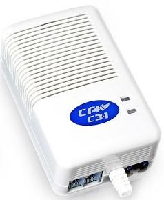 Сигнализатор загазованности природным газом (CH₄) СГК СЗ-1