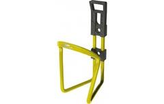 Флягодержатель SIMPLA ALU-STAR (жёлтый)