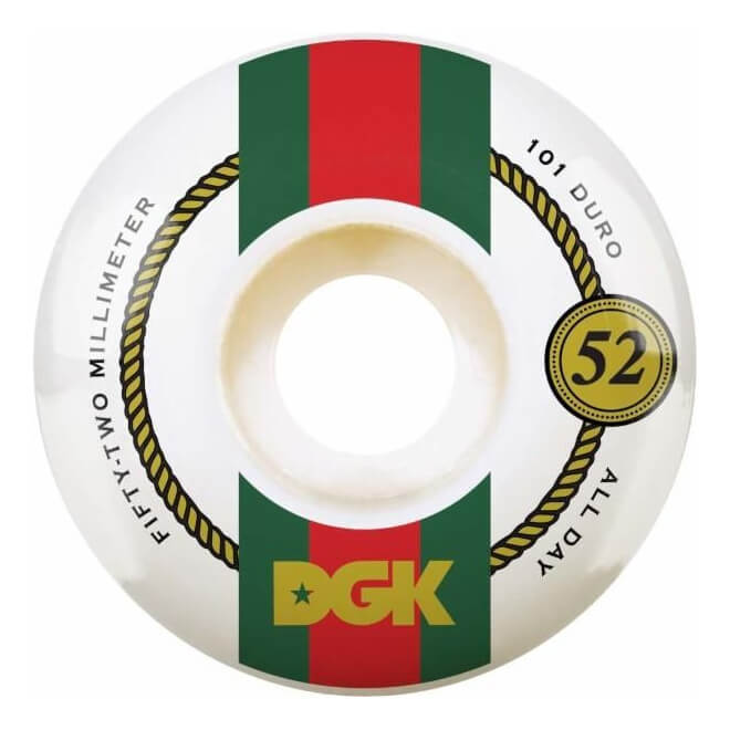 Колёса для скейтборда DGK High Class 101A