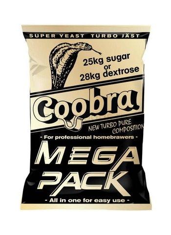 Дрожжи Сoobra MEGA PACK на 100л. 360гр.