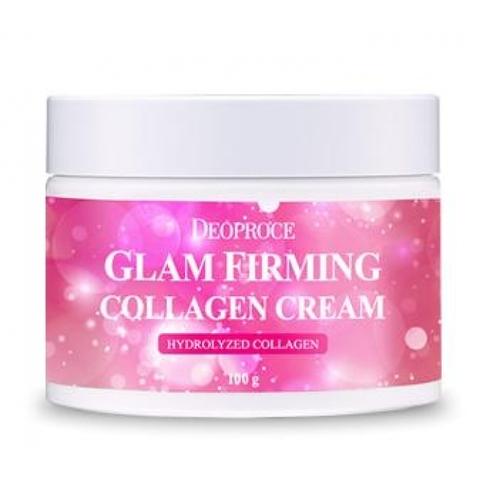 Deoproce Glam Firming Collagen Cream 100g