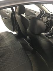 Чехлы на Hyundai Sonata 2010–2014 г.в.