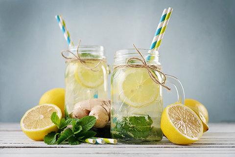 Лимонад «Имбирный»