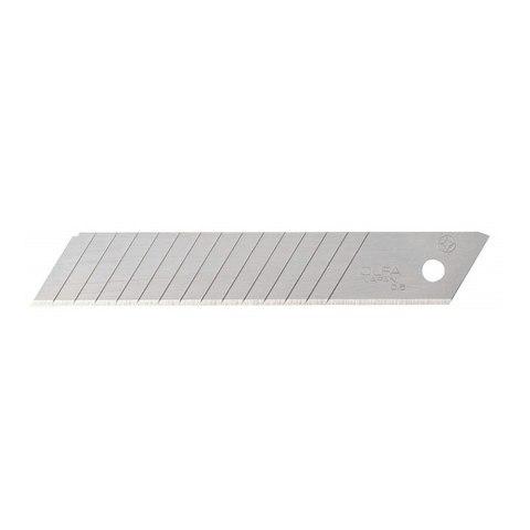 Лезвие OLFA, 15 сегментов, 18мм, 10шт