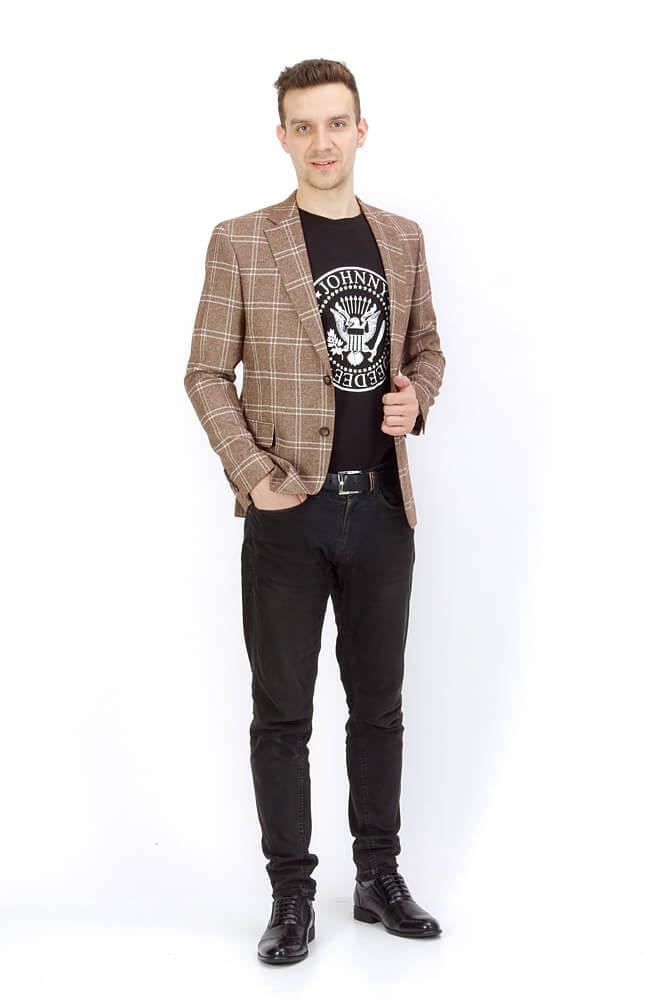 Пиджаки Slim fit ANTONIO ROSSI / Пиджак slim fit IMGP8959.jpg
