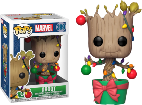 Groot (Holiday) Funko Pop! Vinyl Figure || Грут