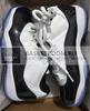 Air Jordan 11 Retro Low 'Concord' (Фото в живую)