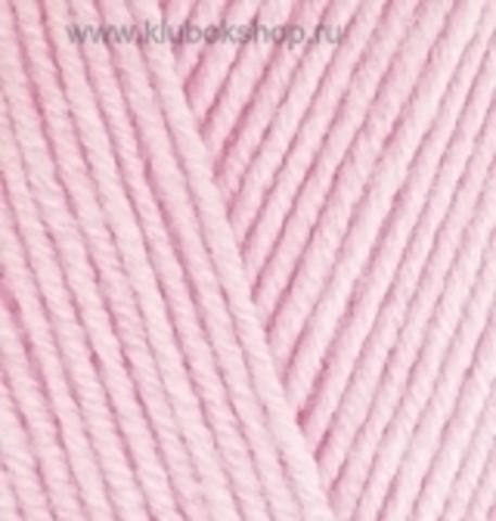 Пряжа Baby BEST Alize светло-розовый 185