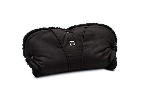 Муфта для рук Moon Hand Muff Black Fishbone (891)