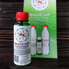 Maгнезия (жидкий магний) / ПРЕДЗАКАЗ / 100 мл