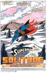 The Adventure Of Superman #459