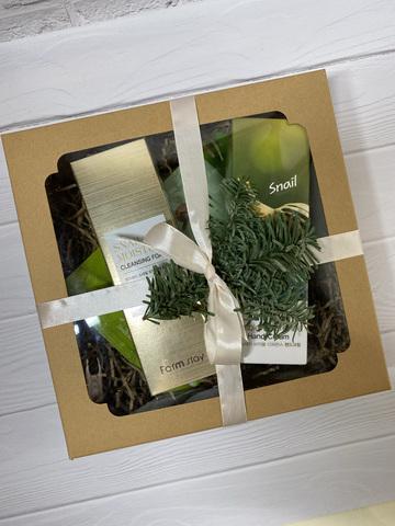 Подарочный набор из 3 предметов от Farmstay