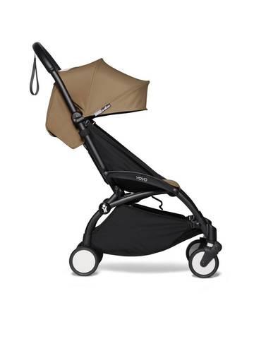 Прогулочная коляска Babyzen  Yoyo 2 Black frame Toffee