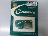 Колодки тормозные G-brake 01115S  Honda NC 700
