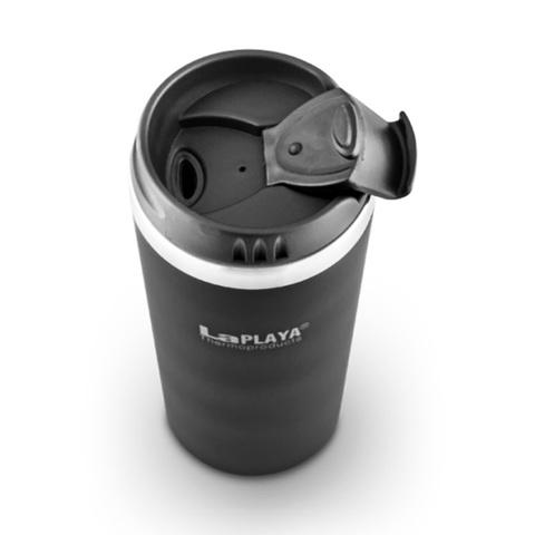 Термокружка LaPlaya Mercury Mug (0,4 литра), черная