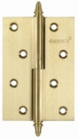 A010-D 100x70x3-2U R Матовая Латунь