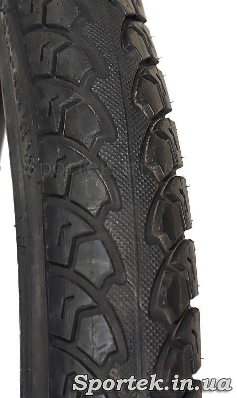 Велосипедная покрышка 18 х 2,125 дюйма (57-355 ISO) - протектор