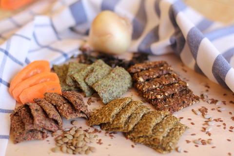 Сухарики MIX (Морские, Луковые, Пикантные, Свекольные) 100 грамм