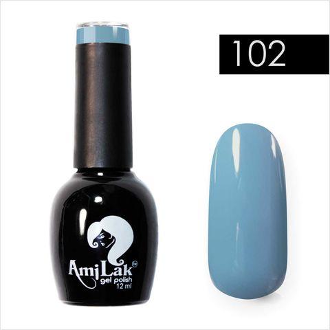 AmiLak Color Gel Polish №102