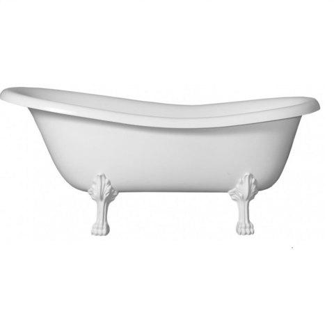 Фото ванны из литьевого мрамора Castone Даллас 170x82